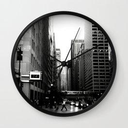 LaSalle Wall Clock