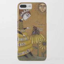 The Conversation iPhone Case