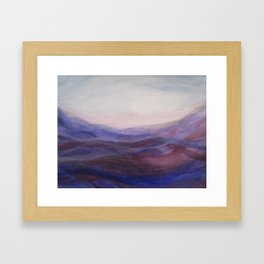 And so it goes Framed Art Print