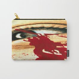 Crisis And Tears  Carry-All Pouch