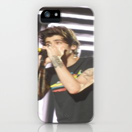 Zayn Malik 2 iPhone Case