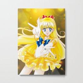 Eternal Sailor Venus Metal Print