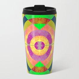 Circular perception Travel Mug
