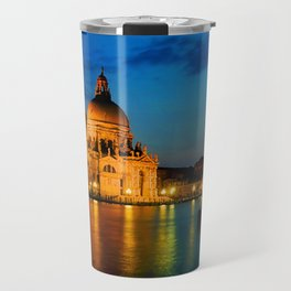 Italy. Venice celebration Travel Mug