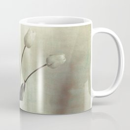 Simple Tulips in Pitcher Modern Country Modern Cottage Art A449 Coffee Mug