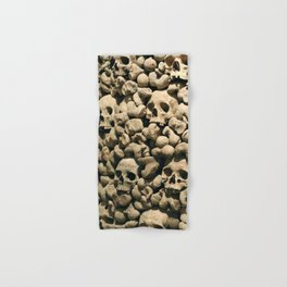 Wall of Remains Hand & Bath Towel