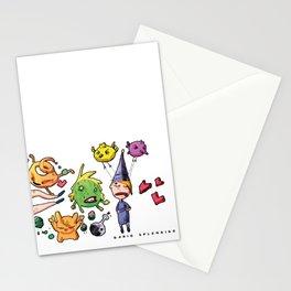 Doodle - Dario Splendido Stationery Cards