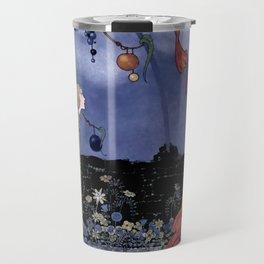 """""""Rosalie's Tree"""" by Fairy Artist Virginia Sterrett Travel Mug"""
