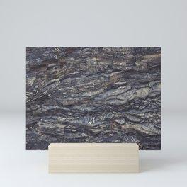 Rough Rock Texture Mini Art Print