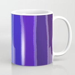 Vertical Color Tones #3 Coffee Mug