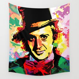 WILLY WONKA Wall Tapestry
