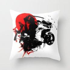 Kawasaki Ninja - Japan Throw Pillow