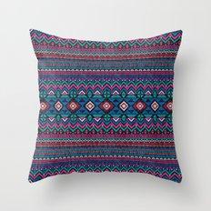 Aztec Forever Throw Pillow