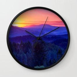 Landscape M22 Wall Clock