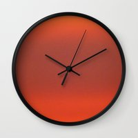 rothko Wall Clocks featuring Rothko Sky 2 by Marko Köppe