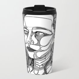 Claudia Metal Travel Mug
