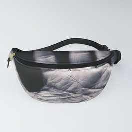 Silver hand Fanny Pack