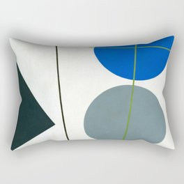 Sophie Taeuber Arp Composition Rectangular Pillow