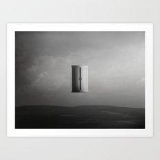 Cabinet Art Print