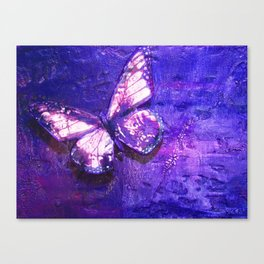 Take These Broken Wings Canvas Print