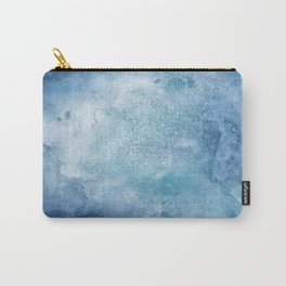Blue fantasy Carry-All Pouch