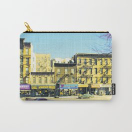 Americana - Harlem - New York - Dots Carry-All Pouch