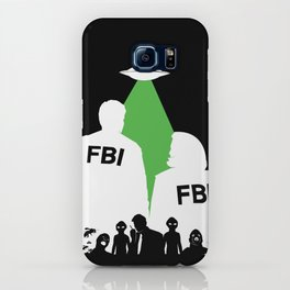 An X-File iPhone Case