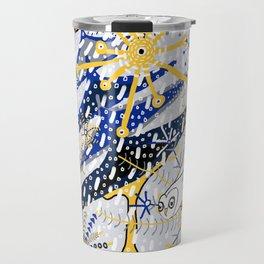 Winter Mod Limited Color Palette Travel Mug