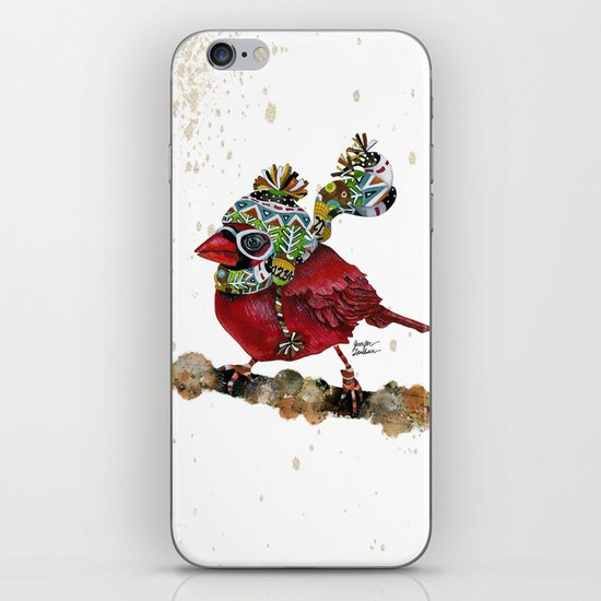 Cardinal Blaze 3 iPhone & iPod Skin
