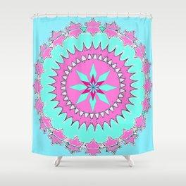 My Mandala Shower Curtain