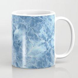 Frozen Leaves 8 Coffee Mug