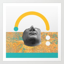 Cyclical Rhythms Art Print