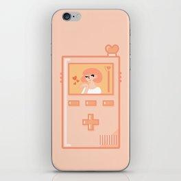 Dating Sim iPhone Skin