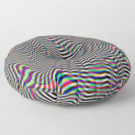 Trippy Drippy Floor Pillow