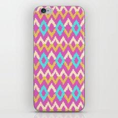 Ikat inspired iPhone & iPod Skin