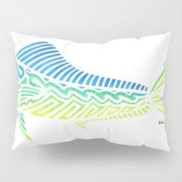 Tribal Mahi Mahi Pillow Sham