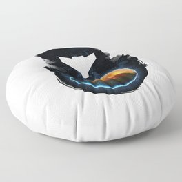 Metroid Prime Floor Pillow