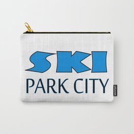 Park City Utah Apparel Carry-All Pouch