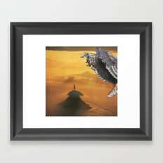 Motheaten Memories 2 Framed Art Print