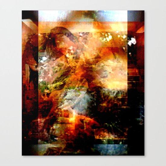 Odcies Canvas Print