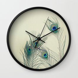 All Eyes Are on You Wall Clock