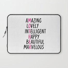 Mother Day Laptop Sleeve