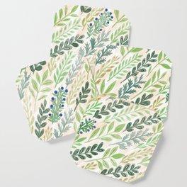 September Leaves Coaster