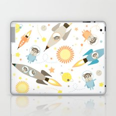 Apes in space Laptop & iPad Skin
