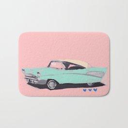 Mr. Miami Car Bath Mat