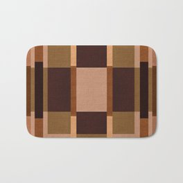 Deco 1 (Series Of Ten) Bath Mat