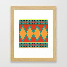 Pizzazz: 4 of 9 Framed Art Print