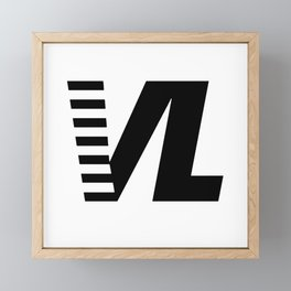Victory Lap (Nipsey) Framed Mini Art Print