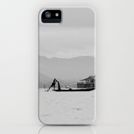 Inle Lake, Myanmar iPhone Case