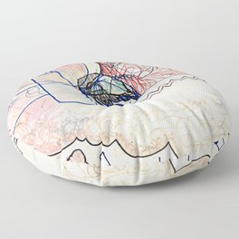 Dream Image Floor Pillow